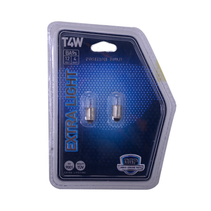 Ampolleta Extra Light T4W de 12V y 4W Base BA9S DGP