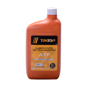 Aceite Transmisión Mecánica Troop ATF Mineral 1 QT
