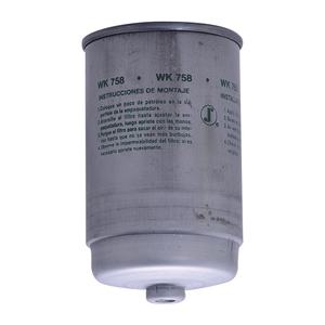 Filtro Combustible MANN FILTER WK758