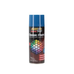 Pintura Spray Azul Claro 400ML. MotorLife