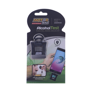 Alcohol Tester Android MotorLife