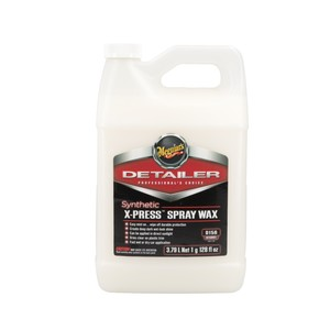 Synthetic X-Press Spray Wax - Cera Sintética Rapida