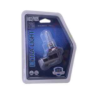 Ampolleta Extra Light HB3/9005 de 12V y 100W Base P20D DGP