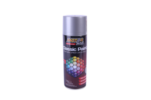 Pintura Spray Plata 400ML. MotorLife