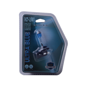 Ampolleta Ultra Blue H27 de 12V y 27W Base PG13 DGP