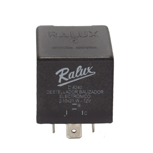 Relay Flasher RALUX 4 Terminales