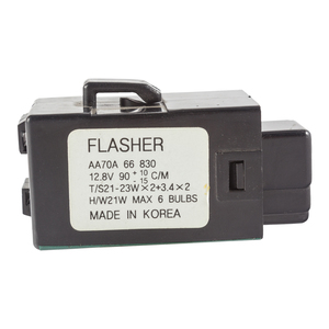 Relay Flasher 3 Terminales